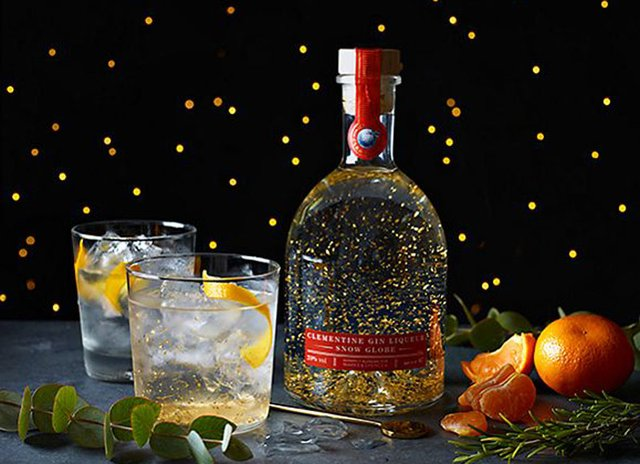<p>Marks & Spencer has bought back its sell-out Snow Globe gin for 2021</p>