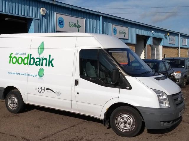 Can You Help Bedford Foodbanks Christmas Challenge