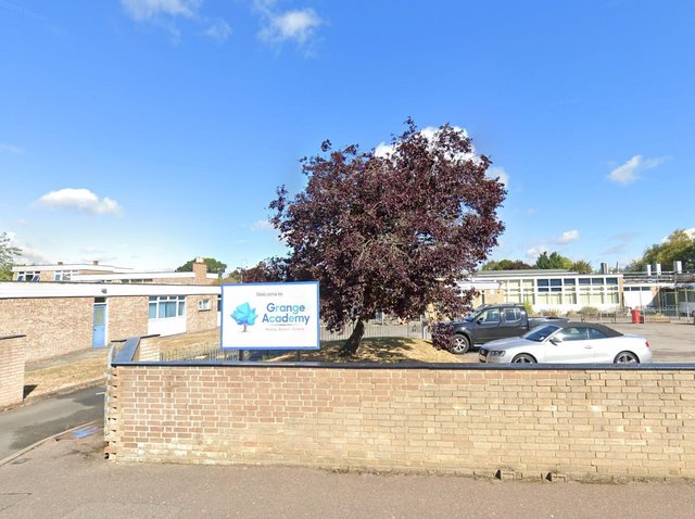 The Grange Academy  wins 2million funding to improve classrooms