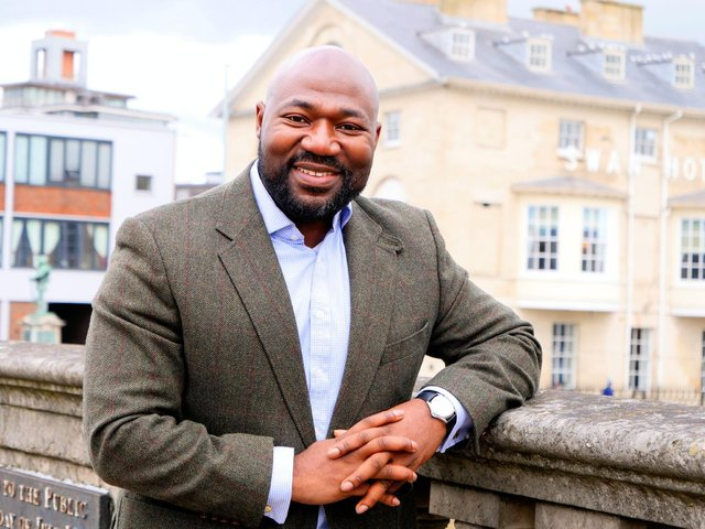 Tory PCC candidate for Bedfordshire, Festus Akinbusoye is calling for fly-tipping vehicles to be seized and scrapped
