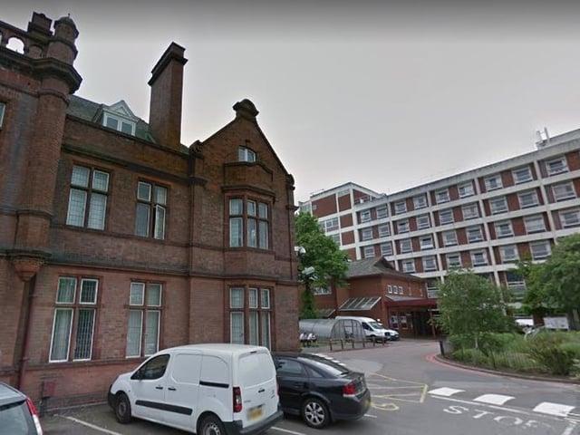 Bedford Hospital (Google)