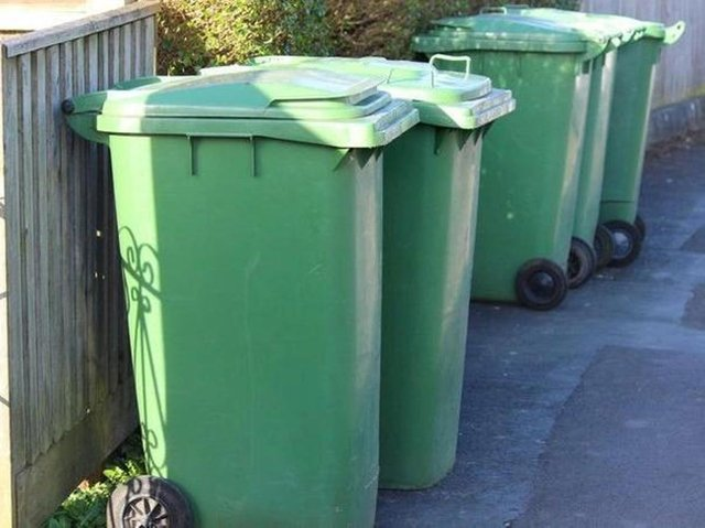 Residents in Bedford produce more than 400kg of waste each in a year