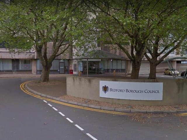 Pavement licence costs covered by Bedford Borough Council