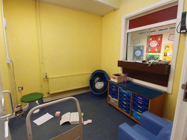 The well-being nurture room