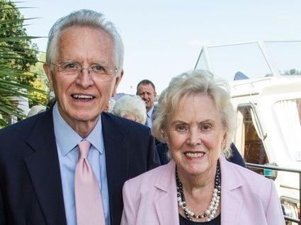 Gil and Maureen Berrett