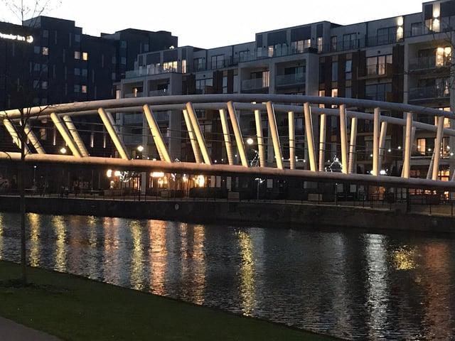 Riverside Bedford Bridge