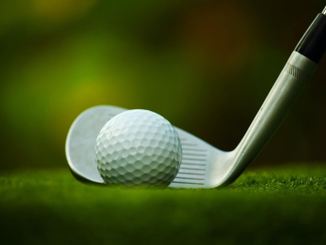 The golf facilities will be open from March 29