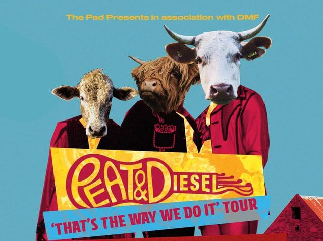 Peat & Diesel.