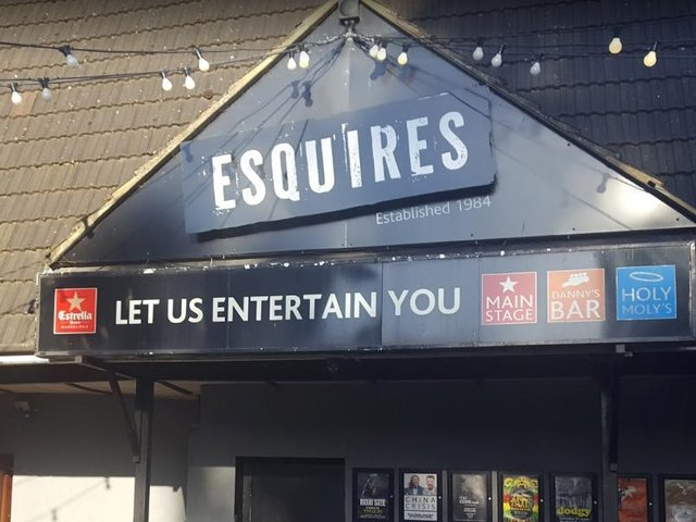 Esquires is one of the venues set to benefit from the cash.