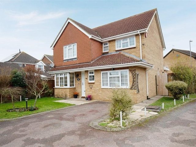 This impressive home in Thetford Gardens, Luton is our Property of the Week