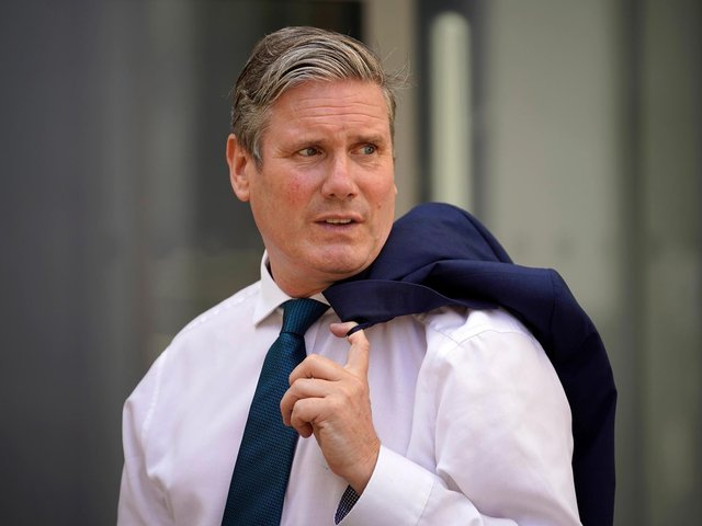 Labour Leader Keir Starmer set to visit Bedfordshire today - and has accused Conservatives of failing to protect residents from violent crime | Bedford Today