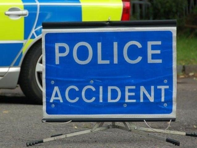 A grey Peugeot, leaving the car park of the Roxton Garden Centre, was involved in a collision with a grey Vauxhall Astra