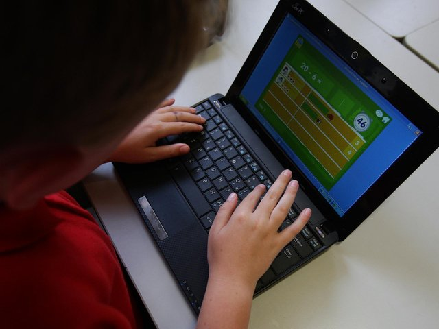 Department for Education data shows 1,331 laptops and tablets had been sent by the Government to Bedford Borough Council or its maintained schools by April 8