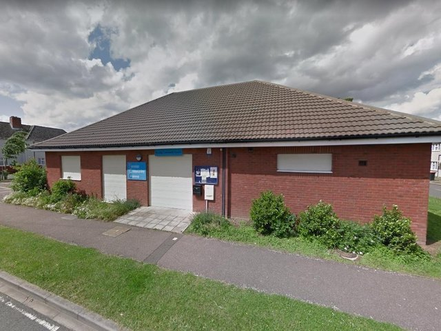 The Faraday Community Centre will be the new home of rapid Covid-19 testing in Bedford