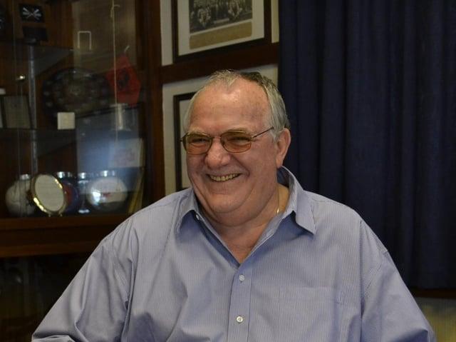 Geoff Irvine