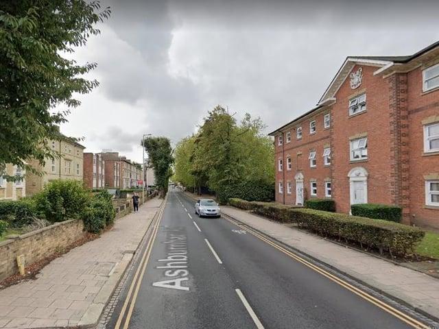 Ashburnham Road