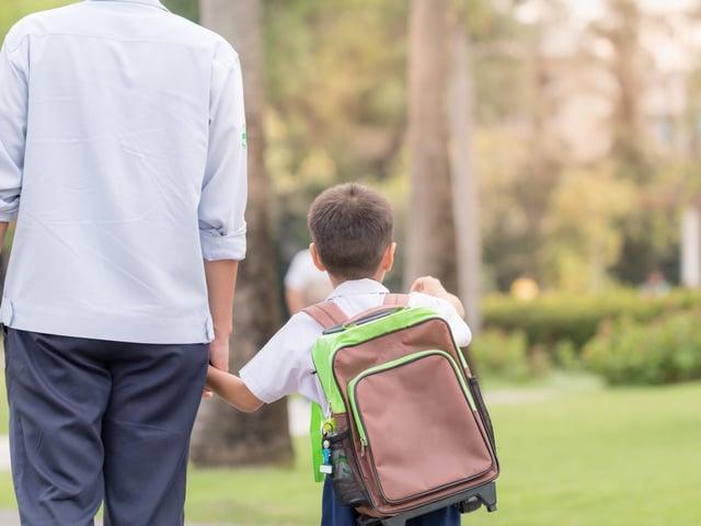 Walk to School Week runs from May 17 - 21