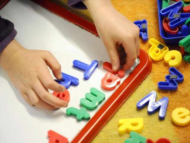 In Bedford, HM Revenue and Customs data shows 1,300 parents used the Government's childcare scheme to help with the cost of childcare in 2020-21, up from 1,175 the previous year