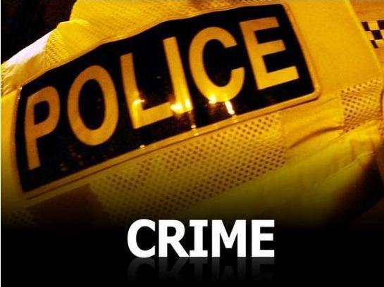 The robbery took place in an alleyway between Edward Road and Victoria Road on Monday (May 24).