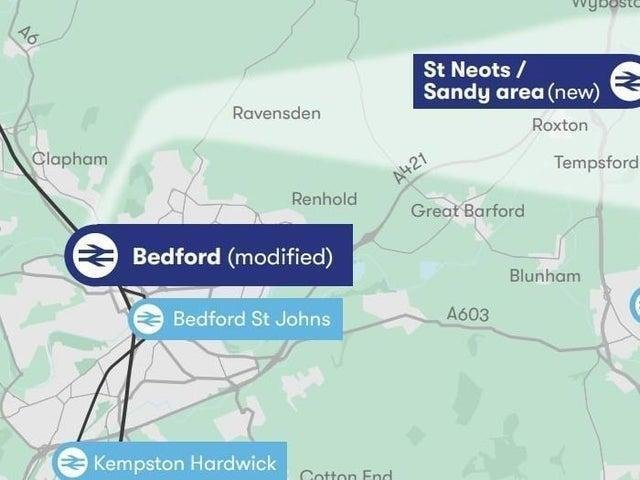 A virtual council meeting is set to be held to discuss Bedford Borough Council's response to the current East West Rail Company consultation