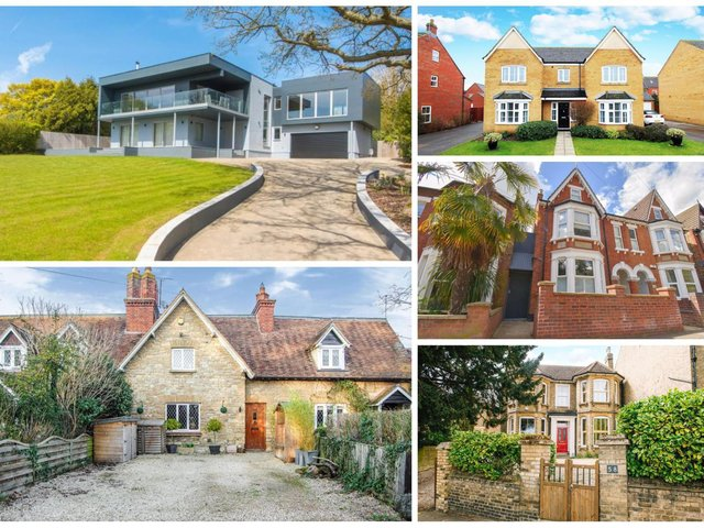 Do you fancy any of these houses?