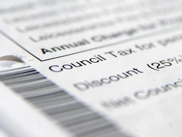 The council has an estimated shortfall of £1,151,613