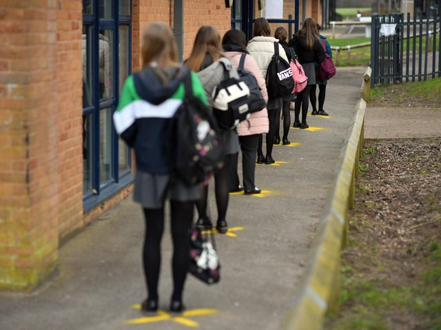 The absence rate of 4.1 per cent – among the lowest in England – was equivalent to roughly three days per pupil