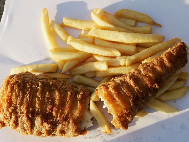 June 4 is national fish and chip day