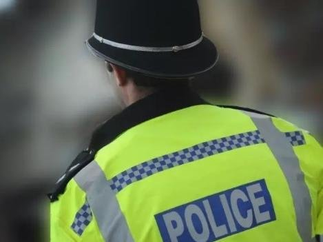 Crack cocaine and cash were recovered by Bedfordshire Police's Boson guns and gangs team