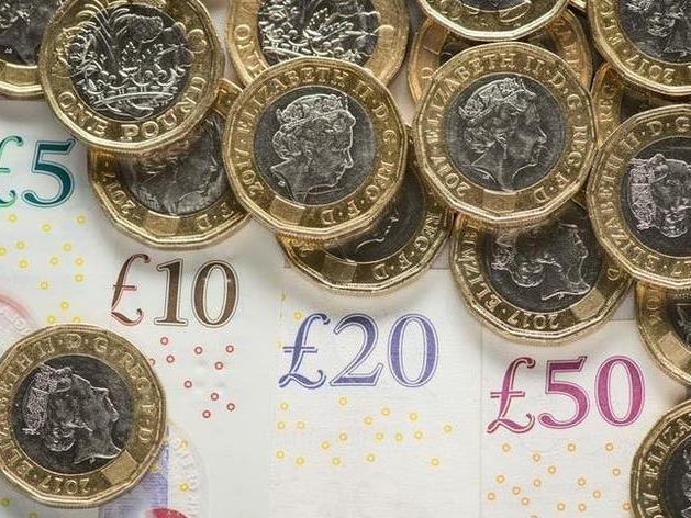 35 per cent of those aged 16 and over said they will not be able to put money aside