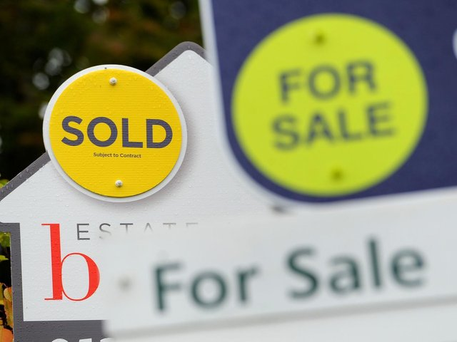 House prices dropped by 1.9 per cent in Bedford in April