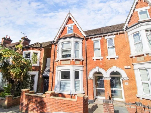 The house in Foster Hill Road, Bedford, is our Property of the Week