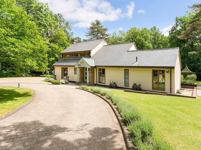 'It is rare to find a home so well located in a rural setting.' Photo: Savills.