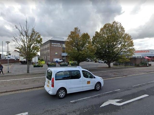 Saxon Centre, Kempston