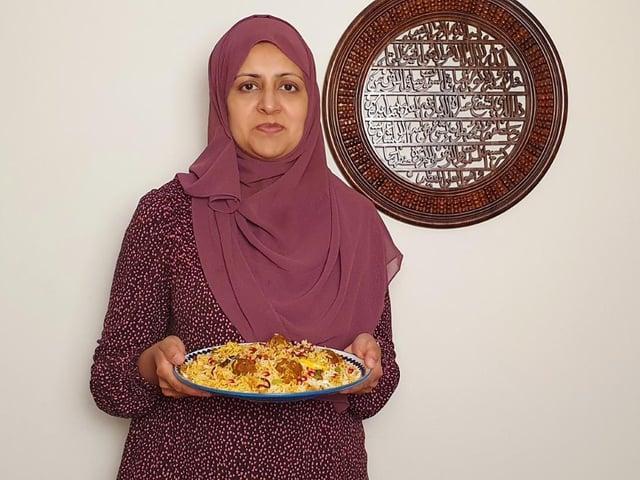 Misbah Mehmood will be making a Kofta Biriyani