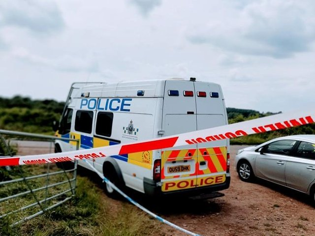 MCU detectives have been carrying out a roadblock on Turvey Road near where Mr Leszczynski was found a week ago
