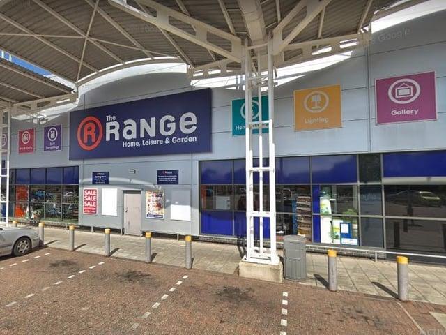 The Range at the Interchange Retail Park