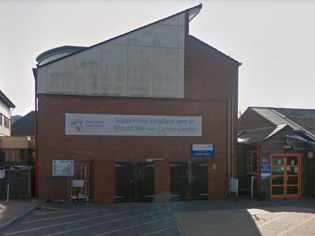 Mount Vernon Cancer Centre